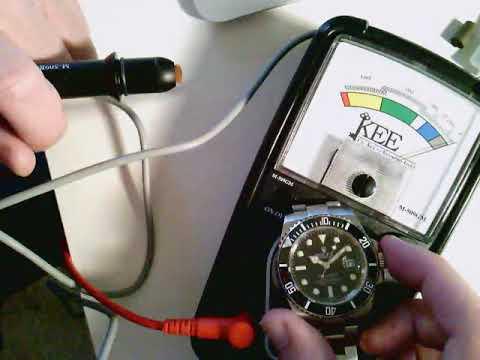 Pre Authenticating Rolex