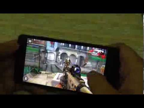 Lenovo A6000 Gaming Test - Modern Combat 5: Blackout