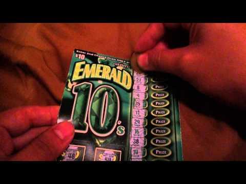 Playing EMERALD 10's Scratcher