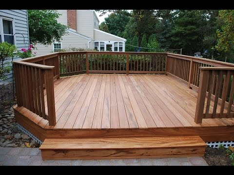How to Build a Deck | How to Build a Deck Around a Pool
