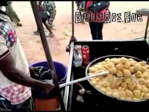 Nigeria Food: how-to make Bonos, Lagos-style