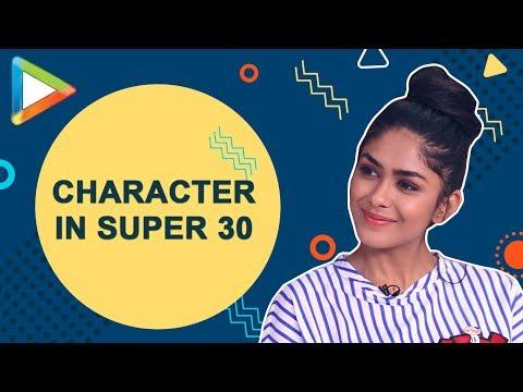 "Xxx Mp4 Mrunal Thakur ""I Am Playing Hrithik Roshan's LOVE INTEREST In Super 30"" 3gp Sex"