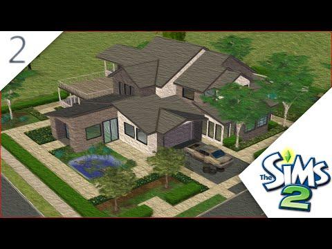 The Sims 2: Let's Build a house - Part 2