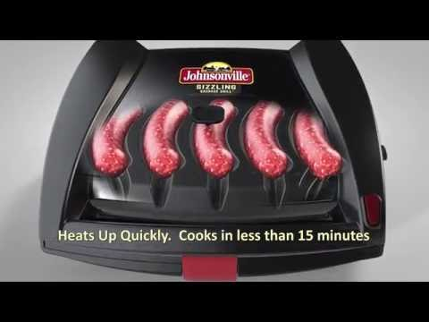 Sizzling Sausage Grill-How it Works