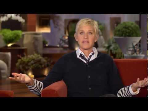 Ellen DeGeneres: Saying