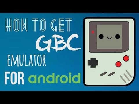 How to get GameBoy Color emulator for android