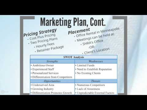 Strategic Human Resources Associates Business Plan - Final