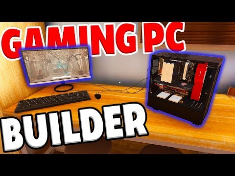STARTING MY OWN GAMING PC BUILDING COMPANY! - PC Building Simulator First Impressions