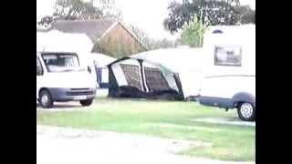 Caravan Awning Disaster News Flash