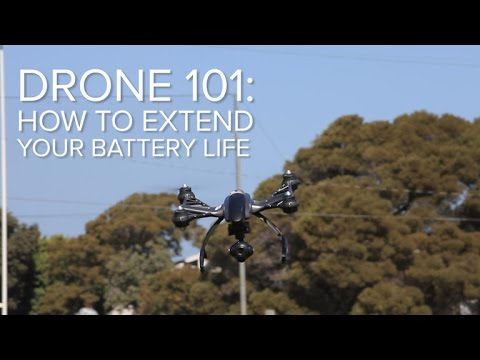 Drone 101: How to extend your battery life