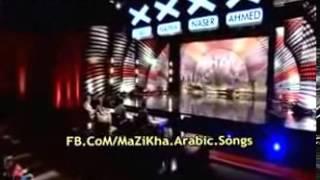 محمد اشرم تقليد نجوى كرم Arabs Got Talent 2013 EP 5