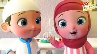 Lagu Anak Islami - Kompilasi Bismillah - Lagu Anak Indonesia