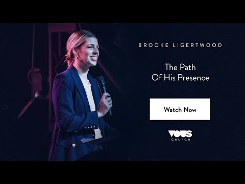 Brooke Ligertwood —The Path Of His Presence