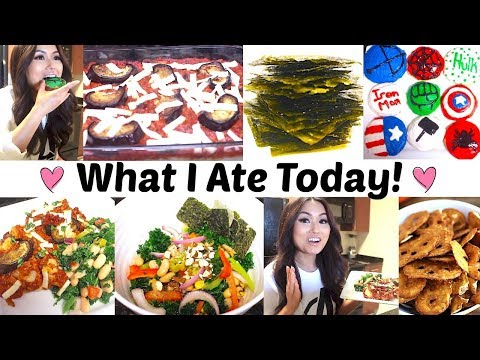 What I Eat In A Day/ Gluten +Dairy Free with Rosie! EP 13