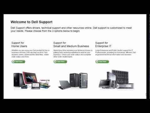 Dell Parts Lookup