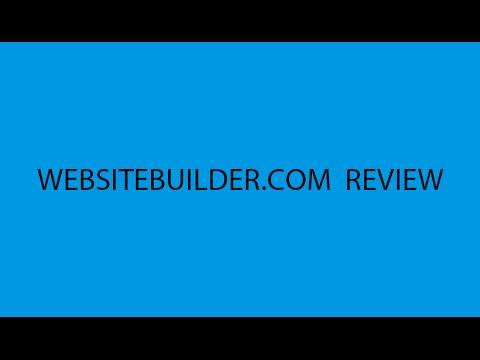 WebsiteBuilder.com Review - Create Your Own Website Easily