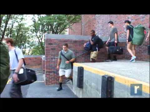 RAW VIDEO: R-Day at West Point