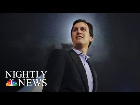 Jared Kushner Loses Top Security Clearance | NBC Nightly News
