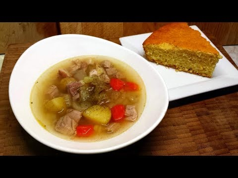 Homemade Turkey Soup Recipe - Get rid of your Leftover Turkey!