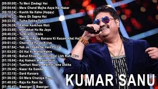 Romantic Hits Of Kumar Sanu | Kumar Sanu Best Songs Ever
