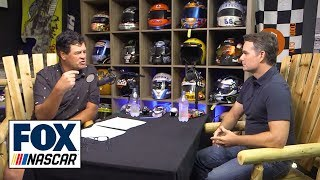Jeff Gordon talks rise to fame in NASCAR and filling in for Dale Jr | Waltrip Unfiltered Podcast