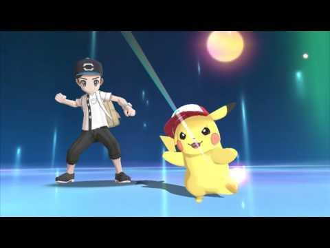 Ash Pikachu Pikashunium Z Move! (1080p)
