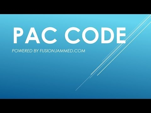 What is a PAC code? Jargon buster & How to get yours? Pack Pak