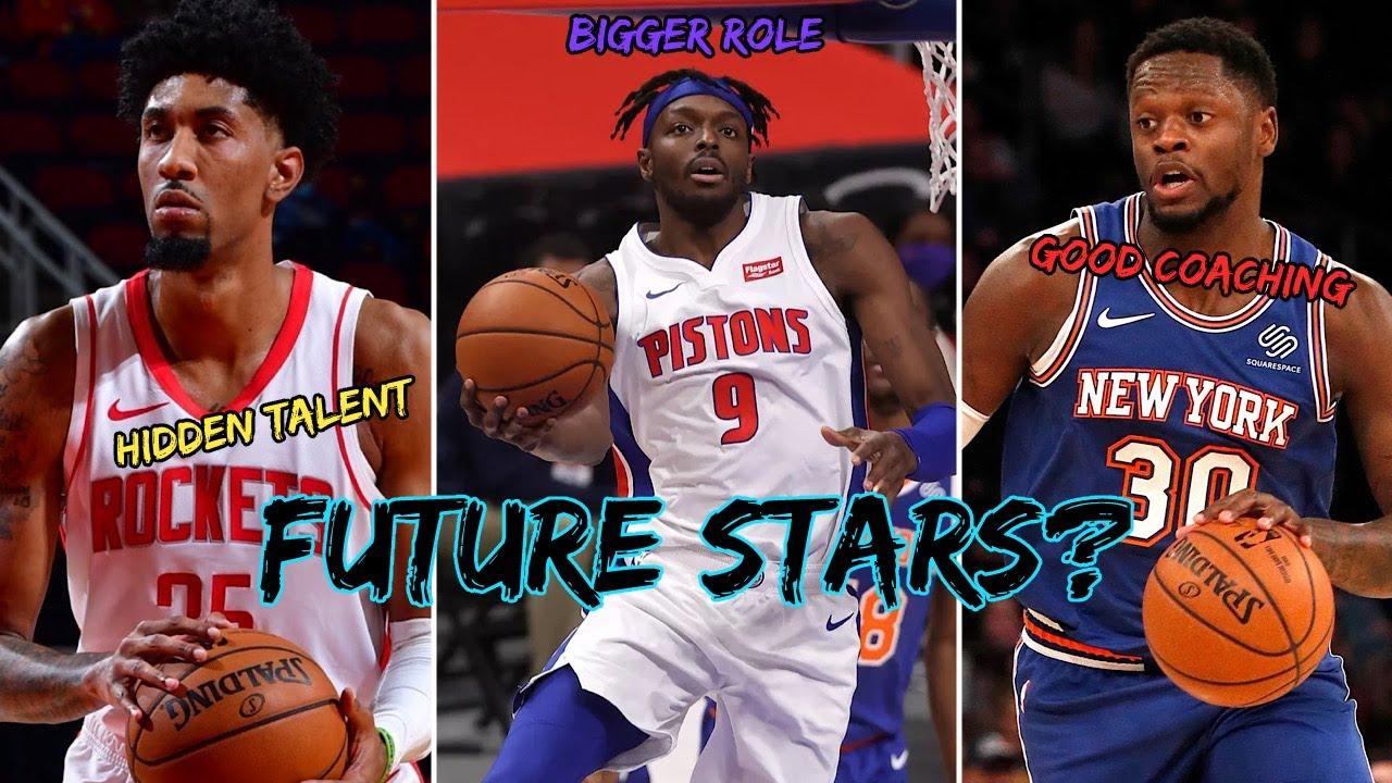 Second Take: Top 10 NBA players having breakout seasons