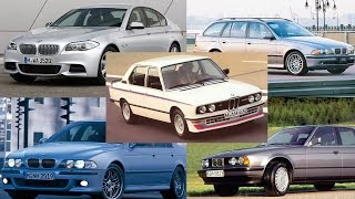Top 5 BMW 5 Series models of all time
