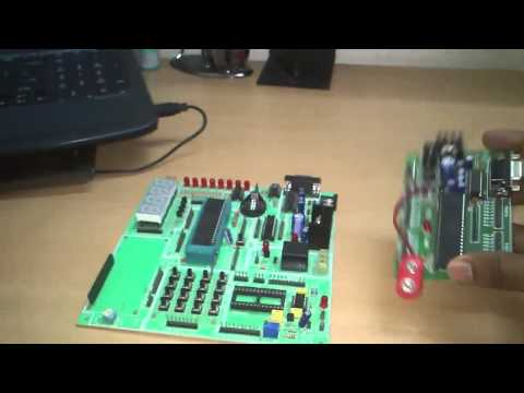 Requirements for microcontroller Programming