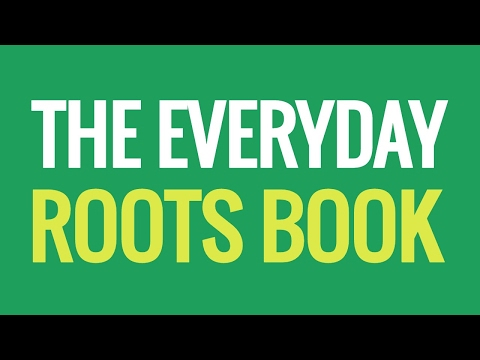 Everyday Roots Book PDF Download - [Natural Home Remedies]