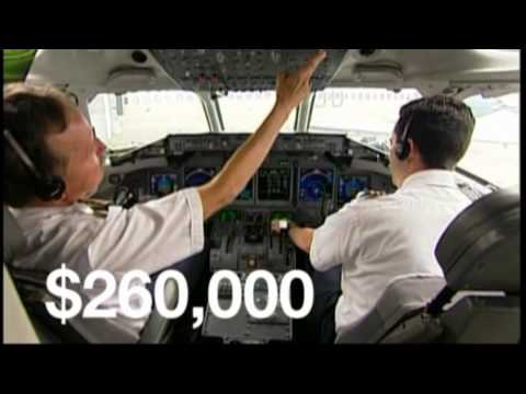 Sky-High Perks: This Airline Pays Pilots $260K