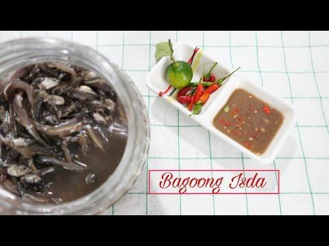 How to Make Bagoong Isda