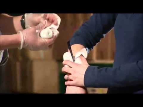 How to Handle a Puncture Wound