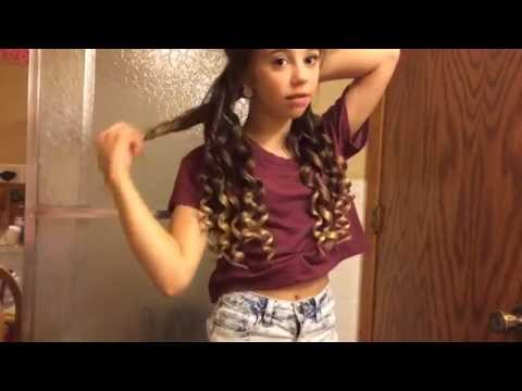 How I Curl My Hair 2014!
