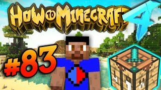 CRAFT THIS CHALLENGE! - HOW TO MINECRAFT S4 #83