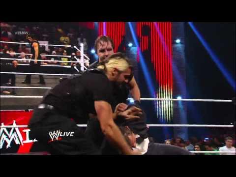 CM Punk's lie detector test on