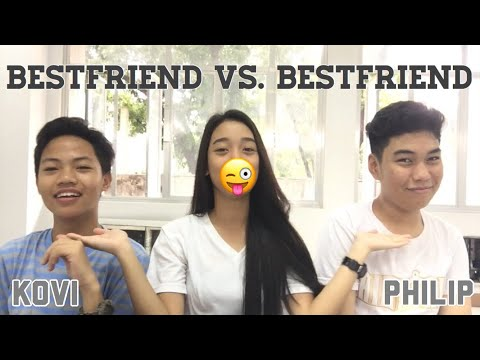 BESTFRIEND VS. BESTFRIEND | RIZZA REGIS (PHILIPPINES)