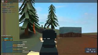 {I get stuck in the end} Phantom Forces Roblox