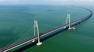Crossing an Ocean: The Hong Kong-Zhuhai-Macau Bridge