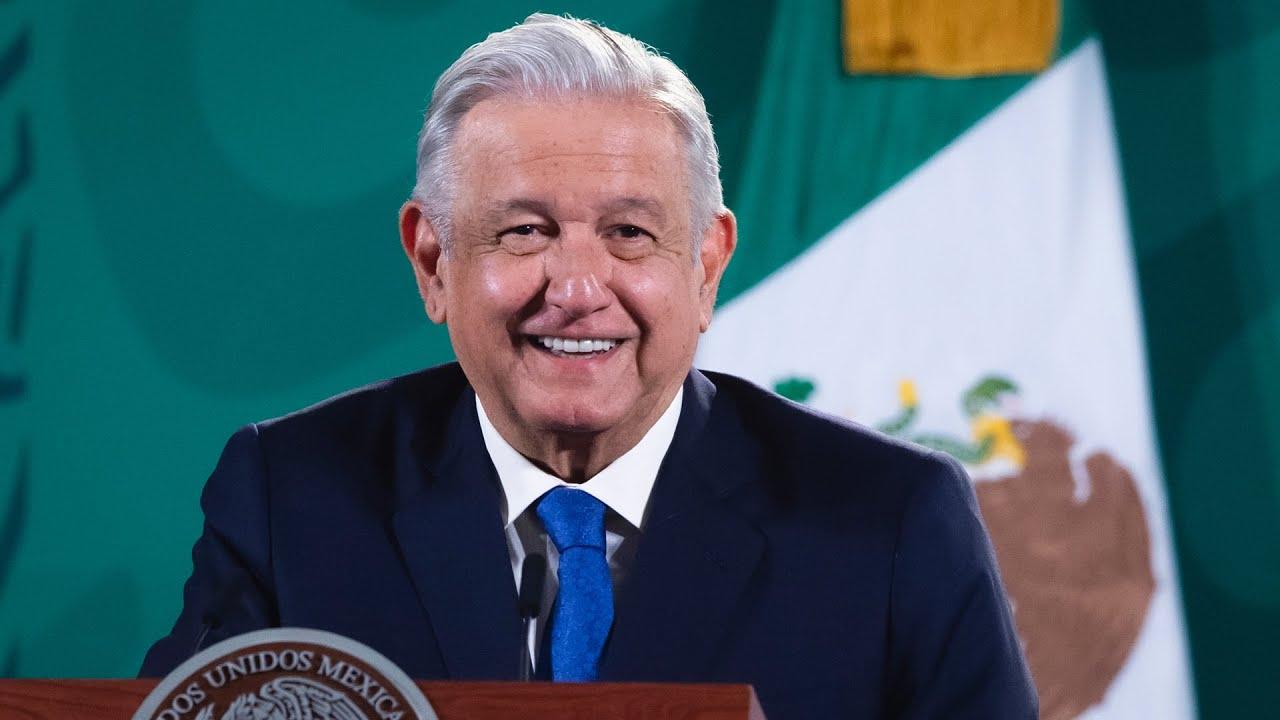Apoyo a atletas mexicanos en inicio de Juegos Olímpicos de Tokio 2020. Conferencia presidente AMLO