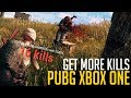 How To Get More KILLS On PUBG Xbox One Playerunknowns Battlegrounds
