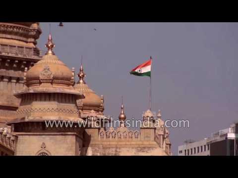 Vidhanasoudha - famous Bangalore landmark