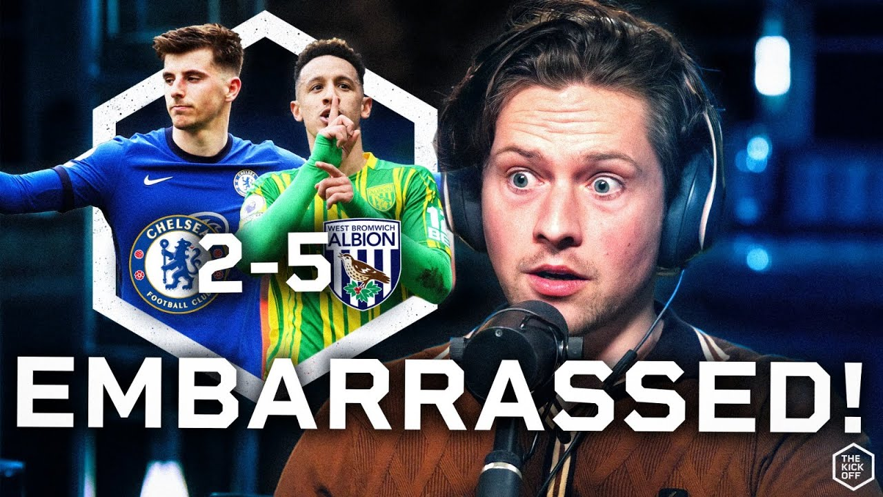 Rory's PAIN as Tuchel's Chelsea are EMBARRASSED 5-2