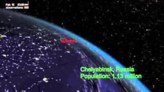 დედამიწას ასტეროიდი უახლოვდება