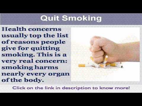 See now   the best way to quit smoking