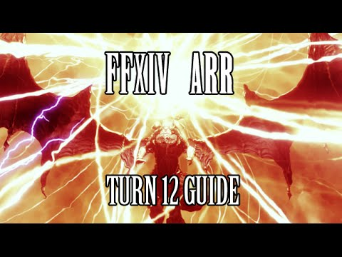 FFXIV ARR: Binding Coil of Bahamut Turn 12 Guide (FCoB Turn 3)
