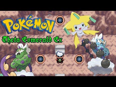 Caza de legendarios #3 Jirachi, Tornadus y Thundurus - Pokemon Theta Esmeralda