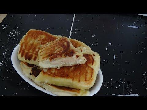 Panini poulet mozzarella