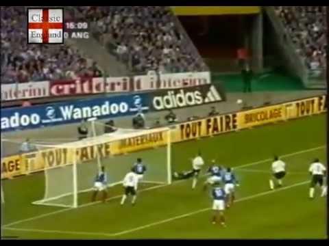 England v France 1-1 2000